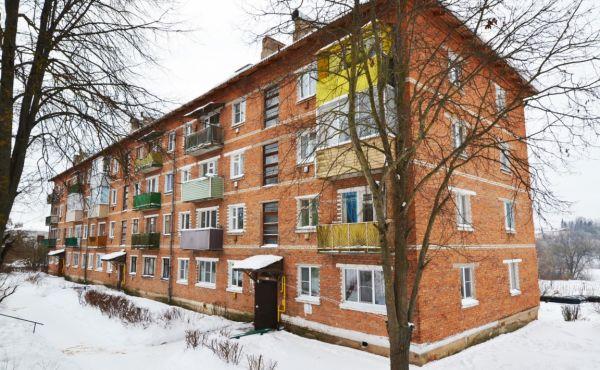 Продажа трехкомнатной квартиры в Волоколамске